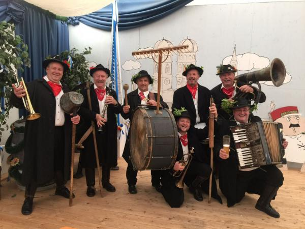Jetzendorfer Hinterhofmusikanten